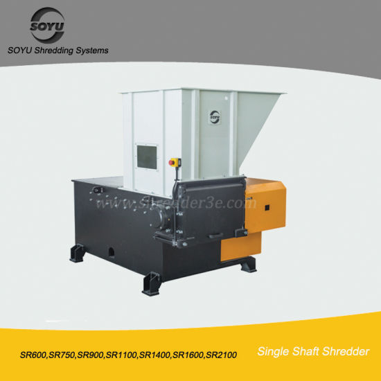 Multifuction Single Shaft Twin Shaft Shredder
