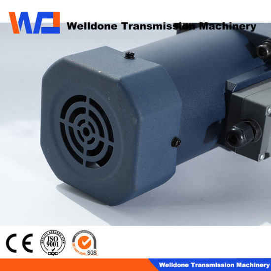 High Precision AC Right Angle Gear Motor for Transmission/ Brushless