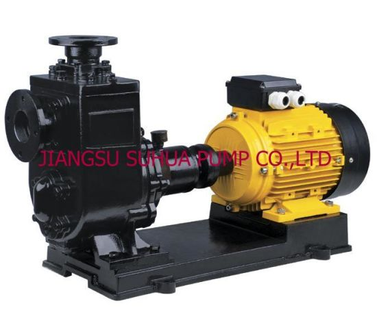 7.5kw~315kw Self Priming Sewage Pump with Motor (ZW) pictures & photos