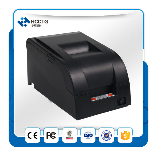 76mm Desktop DOT Matrix Receipt POS Printer with Android Bluetooth (POS76IV) pictures & photos