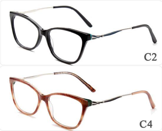 b66d256e9b4 Online New Arrival Women Designer Optical Frames Stock Acetate