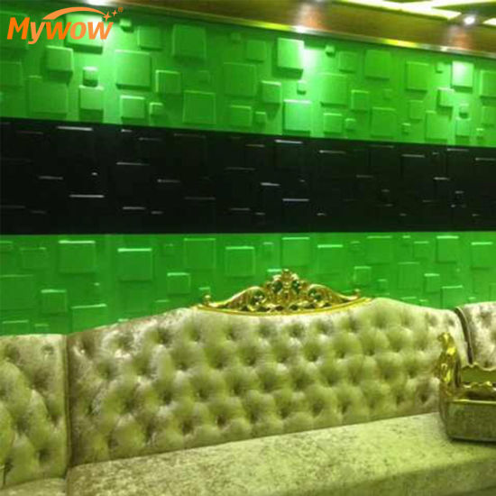 Waterproof Panel Geometric PVC Wall Panel