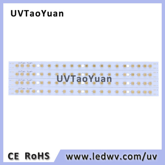 265-280nm 210X12mm @100MW UVC LED Light Bar pictures & photos