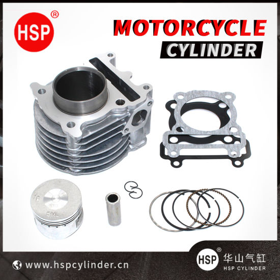High Quality Motorcycle Parts Cylinder Block Kit for YAMAHA MIO125 MIO150