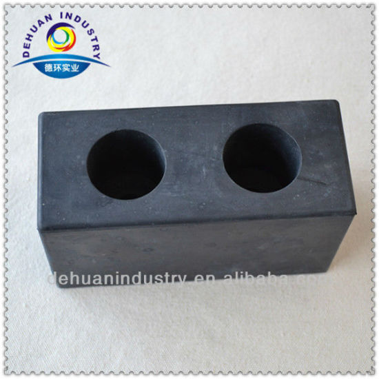 Custom Made Rubber Buffer Block pictures & photos