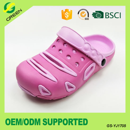 Clogs Footwear Garden Shoes Kids EVA Shoes pictures & photos
