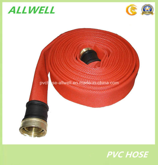 "1"" PVC Plastic Flexible Layflat Hose Irrigation Water Pipe Garden Hose pictures & photos"