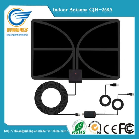 China Best Indoor HDTV Antenna Long Range - China TV Amplifier, UHF VHF  Antenna