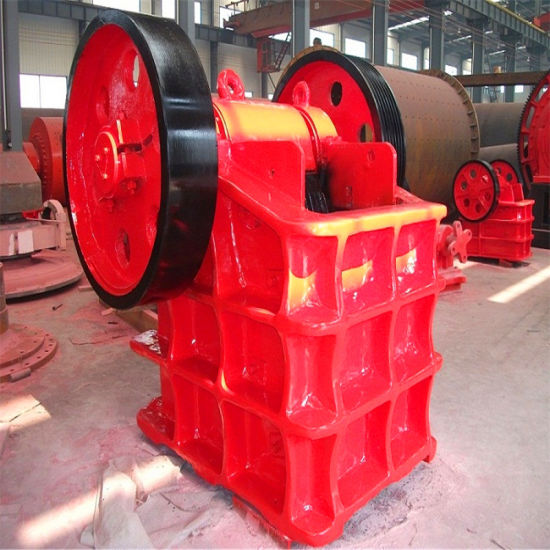 Jaw Crusher of Gold Mining Equipment From China Manufacture pictures & photos