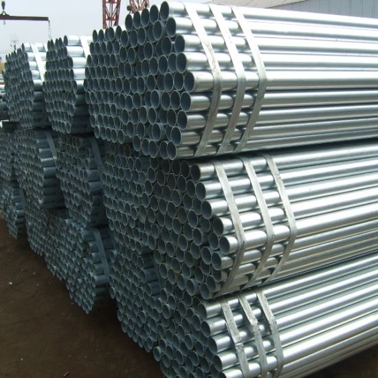 Pre-Galvanized Steel Pipe pictures & photos