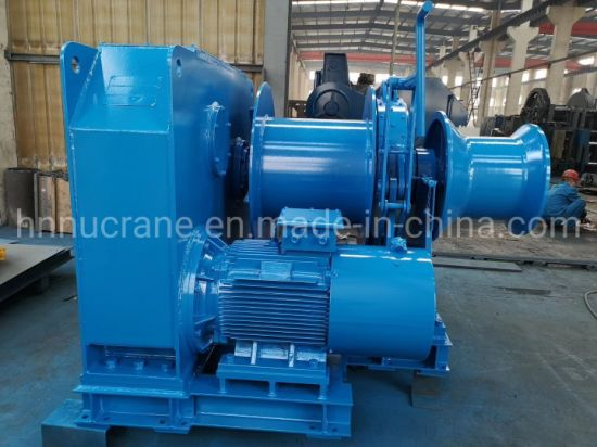 Hydraulic Automatic Towing Anchor Windlass
