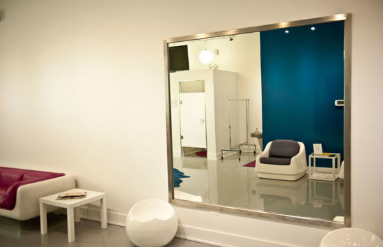 China Stainless Steel Hotel Mirror Frame - China Hotel Mirror Frame ...