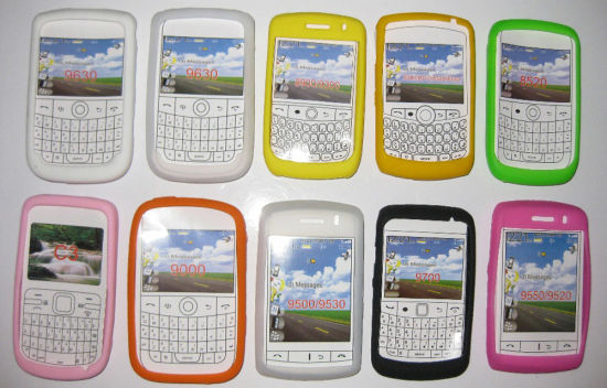2020 New Design OEM Silicone Cellphone Case pictures & photos