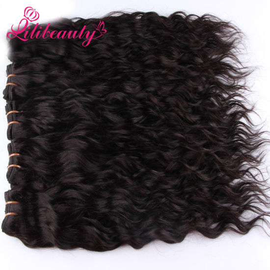 Intact Full Cuticles 100% Unprocessed Virgin Mongolian Hair pictures & photos