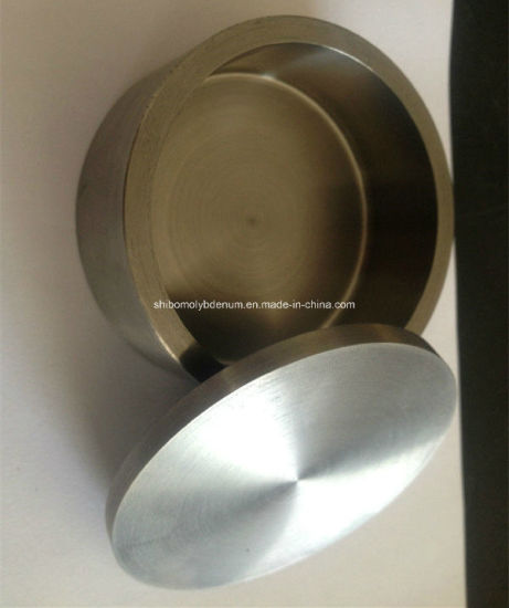 Factory Direct Sell High Purity 99.95% Molybdenum Crucible with Best Quality pictures & photos