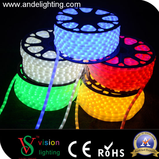 Milky LED Flex Neon Rope Lights for Christmas Lights