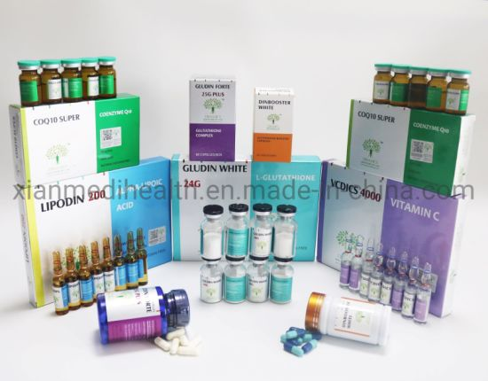 Beauty Injection of Glutathione + Vc + Thioctic Acid