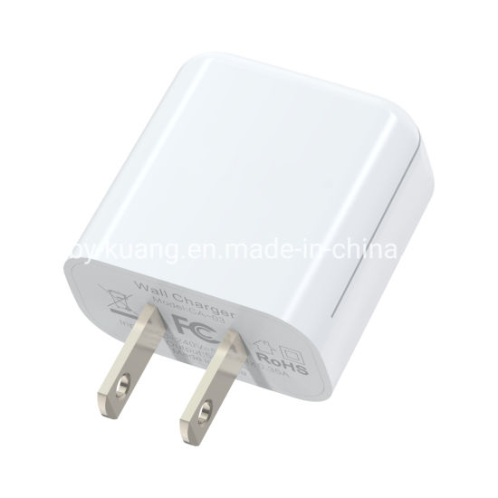 Smart Cell Phone 15W Mini Charger with Ce FCC RoHS