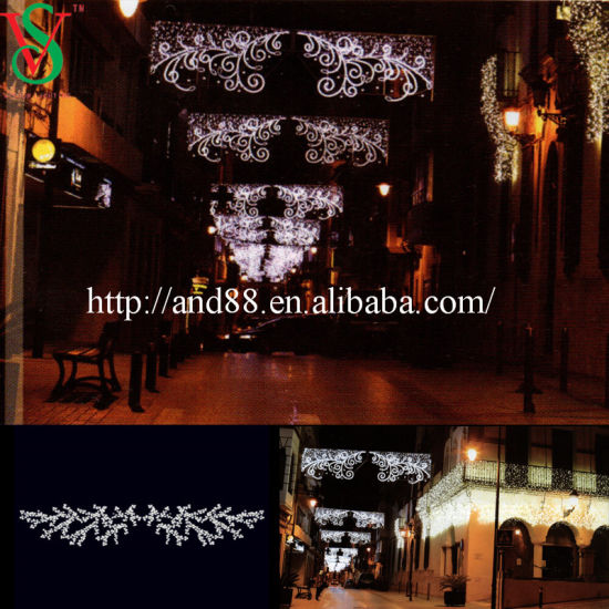 Balloon Christmas LED Lights for Arch Decoration