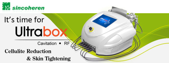Muti Function Ultrasonic Cavitation Beauty Machine Body Slimming pictures & photos