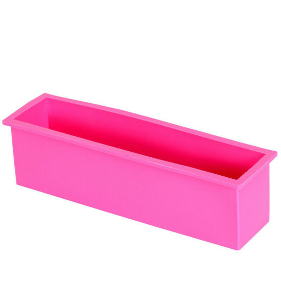 Loaf Soap Mold DIY Silicone Molds Bar Silicone Soap Molds