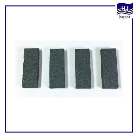 High Performance Square Permanent Magnetic Y30 Sintered Ferrite Magnet