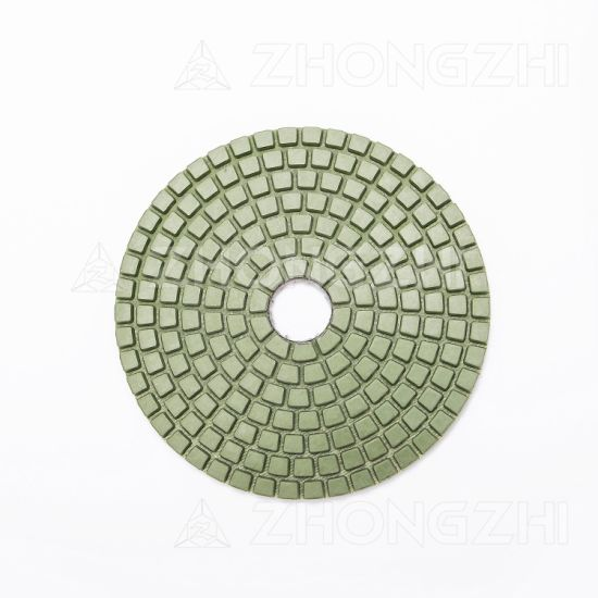 Diamond Polishing Pads 4 inch Wet//Dry 7 Piece Set Granite Stone Concrete Marble