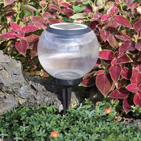 Ball Shape Waterproof Garden Lamp Outdoor Solar LED Lawn Light