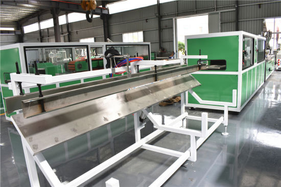 Plastic PVC UPVC WPC Ceiling Wall Panel Board Window Profile Door Frame Outdoor Floor Decking Extrusion Production Making Line