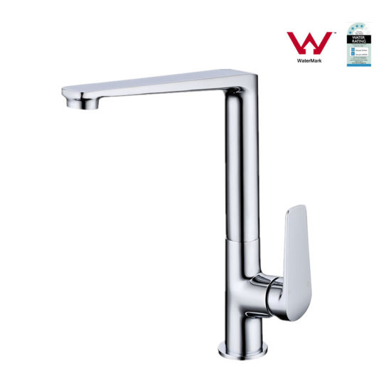 Watermark Brass New Design Bathroom Lavatory High Body Basin Mixer (HD7027)