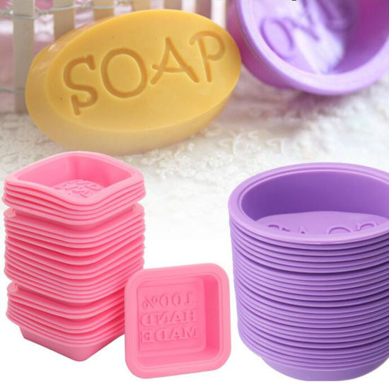 Oven Mug Cake Baking Molds Cupcakes Silicone Muffin Moulds