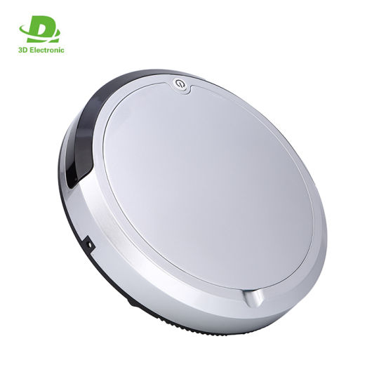 Smart Portable Euro Robot Vacuum Cleaner for Home Automatic Sweeping Dust Sterilize Ce RoHS
