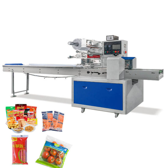 High Quality Hot Level Chocolate Packaging Machine Pillow Food Packaging Machine