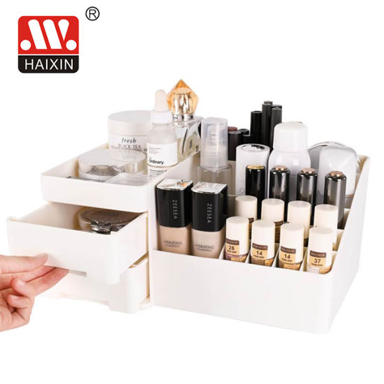 Household Multifunctional Box Plastic Storage Containers for Makeup