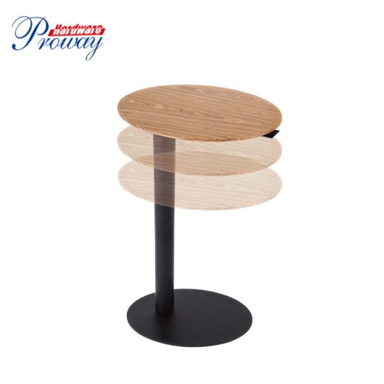 Pneumatic Height Adjustable Lifting Table with Handle