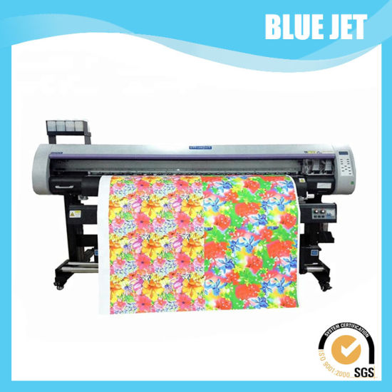 1.8m Large Format Digital Sublimation Machine with 5113 Printhead