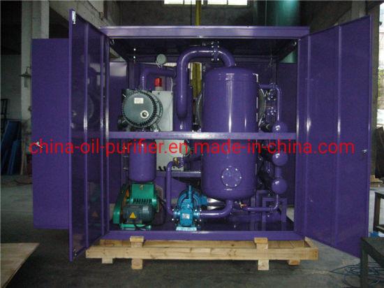 Transformer Oil Purifier Zhongneng Launched Zyd Series