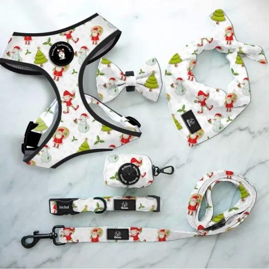 Amazon Pet Supplies Hot Style Material Mesh Wearable Small Medium Large Sized Custom Logo Dog Walking Pet Harness/Dog Harness