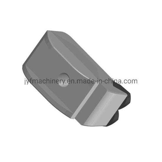 China Fixed Hammer Type Org Style Fitting Seppi Mulcher, 2