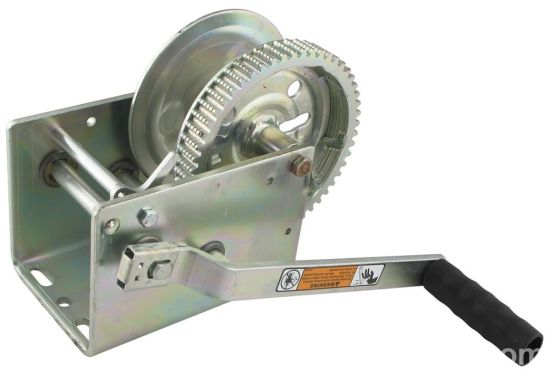 1800lbs Breaking Hand Winch Manual Winch pictures & photos