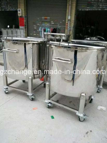 stainless Steel Storage Tank with GMP Standard pictures & photos