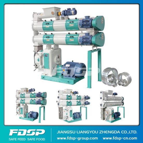 Ce Approved Fish Feed Making Machine pictures & photos