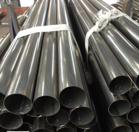 Stainless Steel Tri Clamp Polished Food Grade Industry Column Pipe