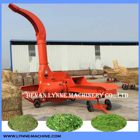 Grass/Silage/Straw/Stalks Feed Processing Equipment for Cow/Cattle Farm