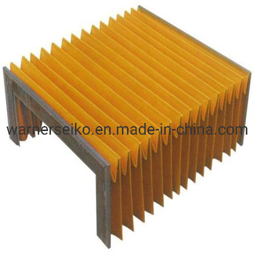 New Product Flexible Dust Accordion Shield Bellow Cover