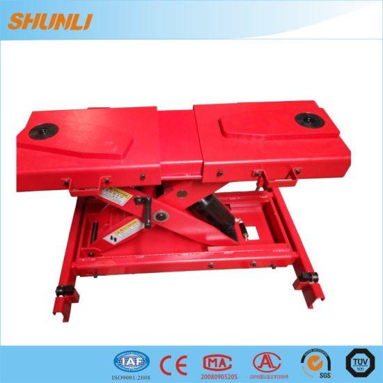 China Pneumatic Hydraulic Lifting Jack For 4 Post Car Lift China