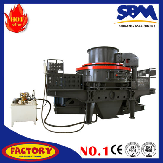 1-300tph Hot Sale VSI Small Crusher pictures & photos