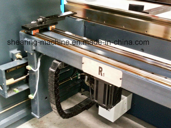 Jsd We67k-100t*3200 4 Axis CNC Bending Machine for Sale pictures & photos