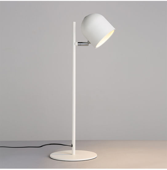 Simple Creative Table Lamp with Rotating Axis pictures & photos