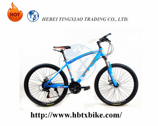 26′′ MTB Aluminum Alloy Mountain Bicycle pictures & photos